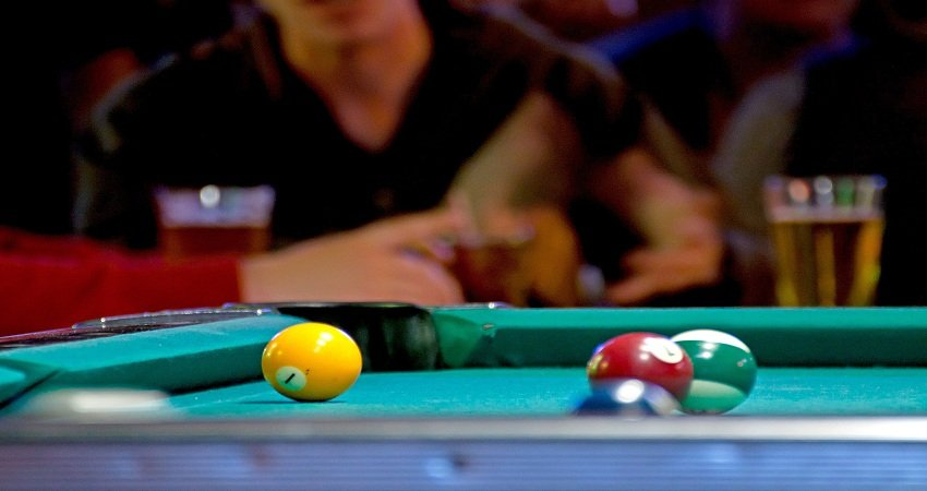 Health Benefits of Playing Billiards
