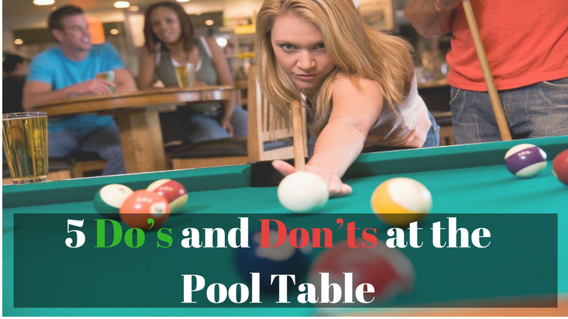 Pool Table Rules