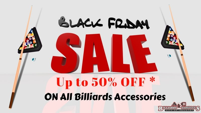 Black Friday Deals on Billiards Accessories