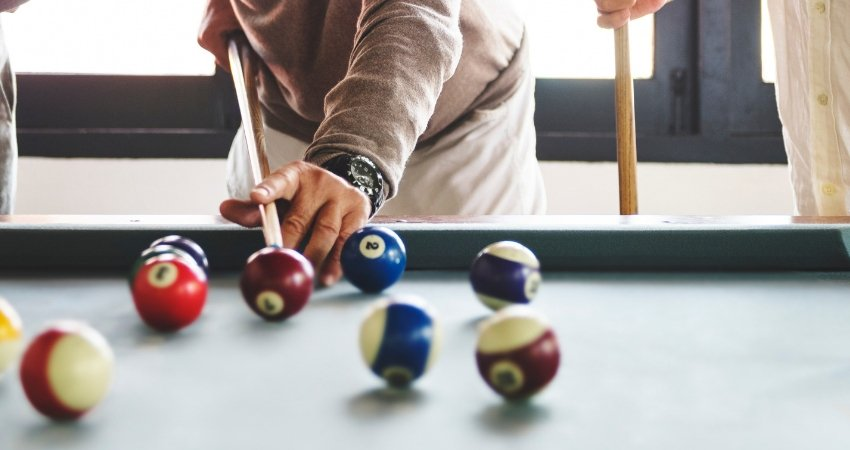 Types of Billiards Games