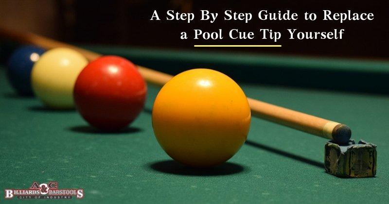 Pool Cue Tip