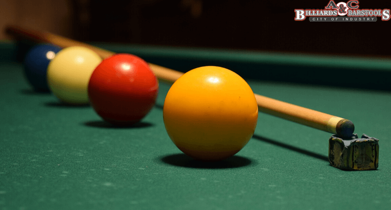 how to burnish a pool cue shaft